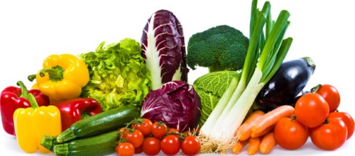 Mangiate più verdura